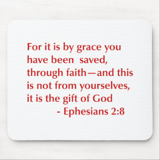 Ephesians-2-8-opt-burg.png Mouse Pad