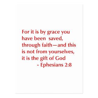 Ephesians-2-8-opt-burg.png Post Card