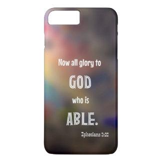 Ephesians 3:20 iPhone 7 Plus Case