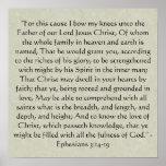 Ephesians 3 Print