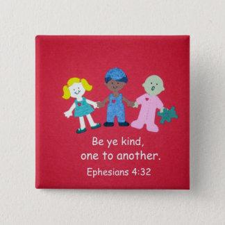 Ephesians 4:32 pinback button