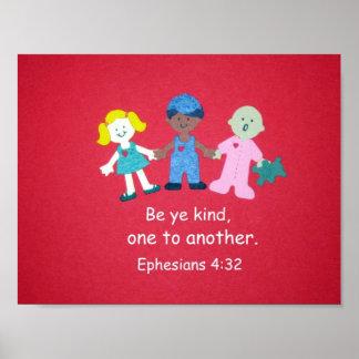 Ephesians 4:32 print