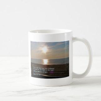 Ephesians 5:8  Sunrise Coffee Mug
