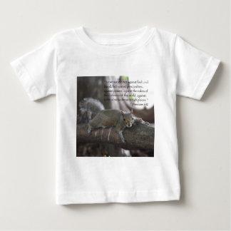 Ephesians 6:12 baby T-Shirt