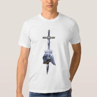 Ephesians 6:12 tee shirt