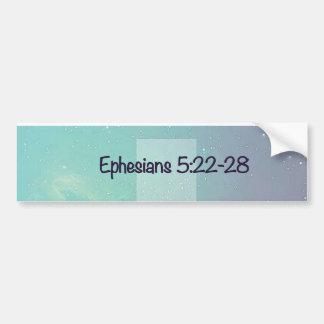 Ephesians sticker