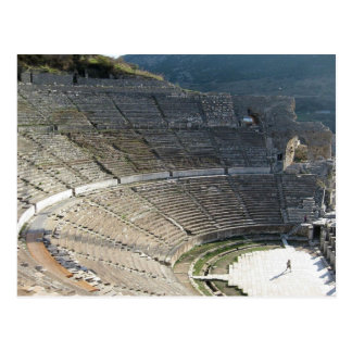 Ephesus Theater Postcard