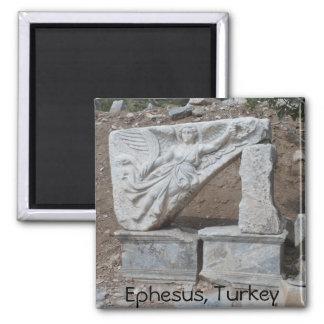 Ephesus, Turkey 2 Inch Square Magnet