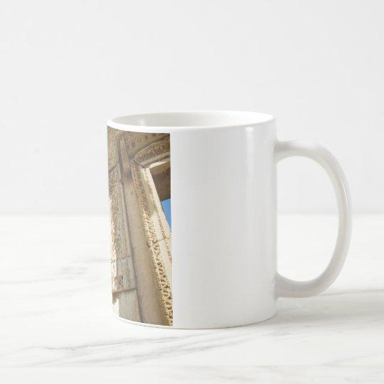 Ephesus Turkey - Celsius library at Ephesus Coffee Mug