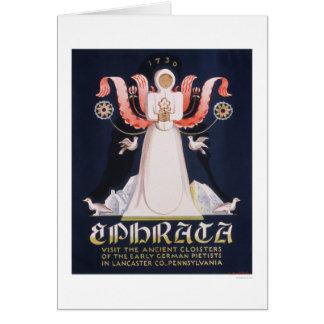 Ephrata Cloister 1938 WPA Cards