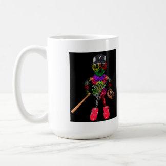 Ephrin y béisbol taza de café