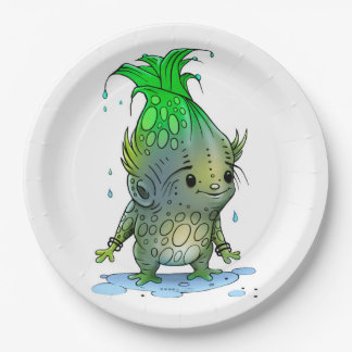 EPI CORN MONSTER PLATE 9 INCHES