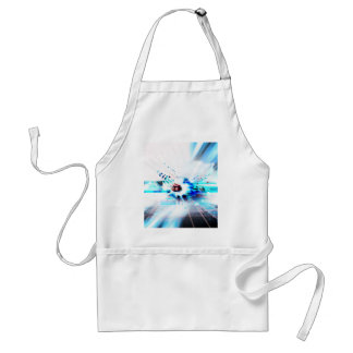 EPIC ABSTRACT d1s3 Adult Apron