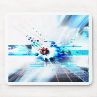 EPIC ABSTRACT d1s3 Mouse Pad