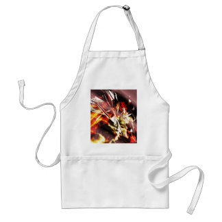EPIC ABSTRACT d3s3 Adult Apron