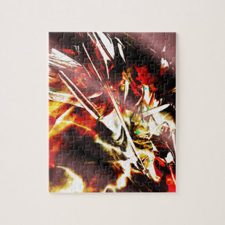 EPIC ABSTRACT d3s3 Jigsaw Puzzle