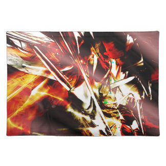 EPIC ABSTRACT d3s3 Placemat