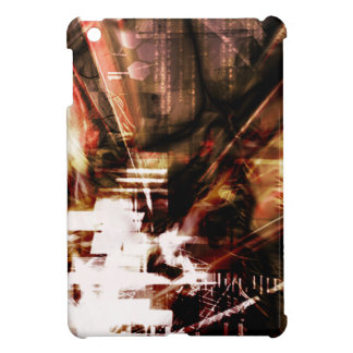EPIC ABSTRACT d4s3 iPad Mini Case