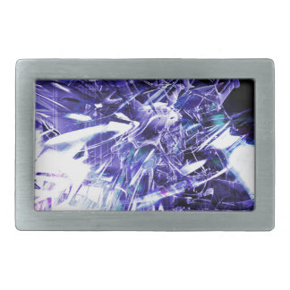EPIC ABSTRACT d5s3 Belt Buckle