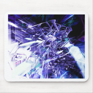 EPIC ABSTRACT d5s3 Mouse Pad
