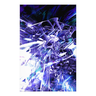 EPIC ABSTRACT d5s3 Stationery