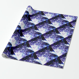 EPIC ABSTRACT d5s3 Wrapping Paper