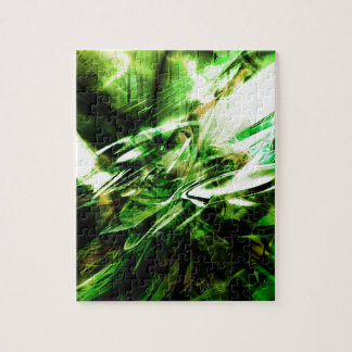 EPIC ABSTRACT d6s3 Jigsaw Puzzle