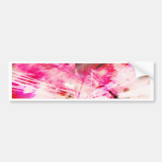 EPIC ABSTRACT d7s3 Bumper Sticker