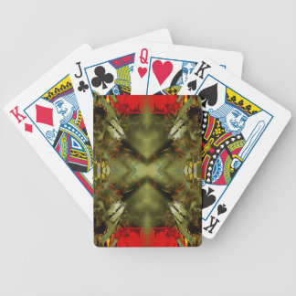 EPIC ABSTRACT ST1 TEN BICYCLE PLAYING CARDS