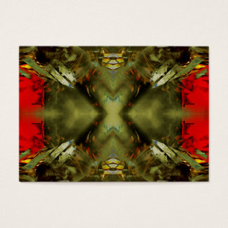 EPIC ABSTRACT ST1 TEN BUSINESS CARD