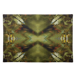 EPIC ABSTRACT ST1 TEN CLOTH PLACEMAT