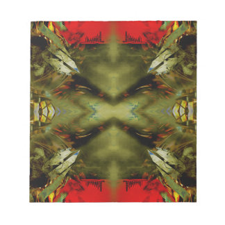 EPIC ABSTRACT ST1 TEN NOTEPAD
