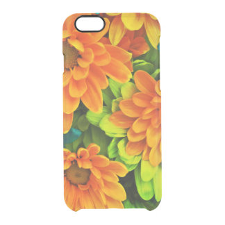 Epic Amounts Of Daisies Clear iPhone 6/6S Case