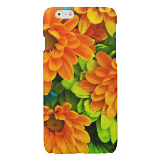 Epic Amounts Of Daisies Glossy iPhone 6 Case