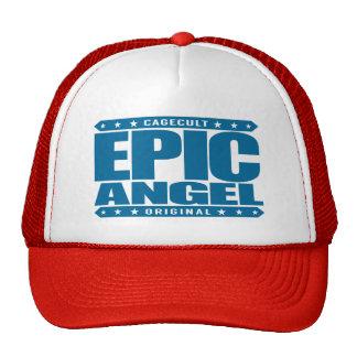 EPIC ANGEL - I'm Loveable & Gentle Until Provoked Trucker Hat