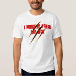 Epic Bear Wrestler T-shirts