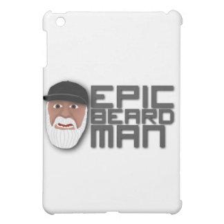 Epic Beard Man iPad Mini Cover