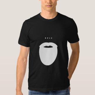 Epic Beard Man T Shirts