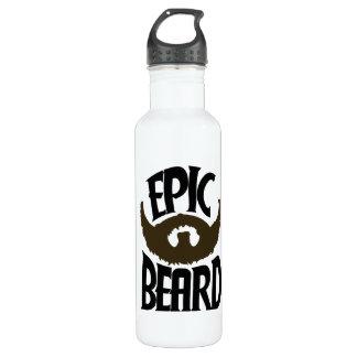 Epic Beard Stainless Steel Water Bottle