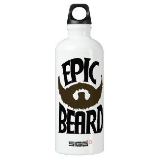 Epic Beard Water Bottle