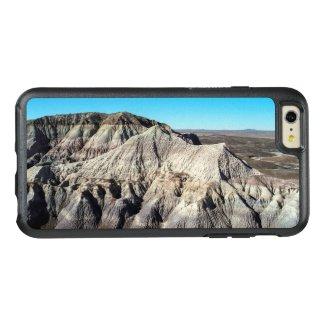 Epic Blue Mesa Badlands Desert Mountains