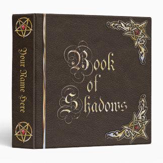 Epic Book of Shadows 3 Ring Binder