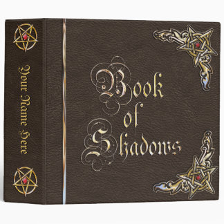 Epic Book of Shadows Binder