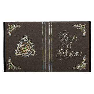 Epic Book of Shadows iPad Folio Cases