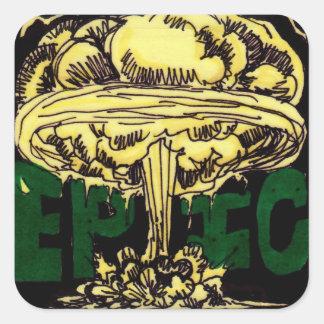 Epic Boom Sticker