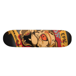 Epic Cheetah Skateboard