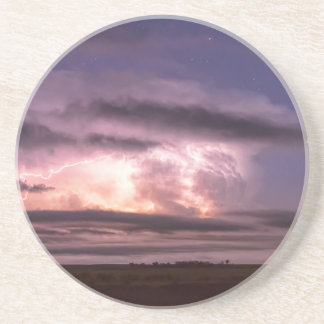 Epic_Cloud_To_Cloud_Lightning_Storm Posavasos Diseño