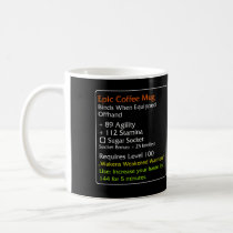 Epic Coffee mug Black