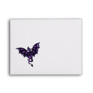 epic dragon purple envelopes