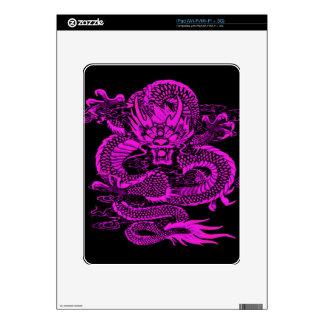 Epic Dragon Purple iPad Skin